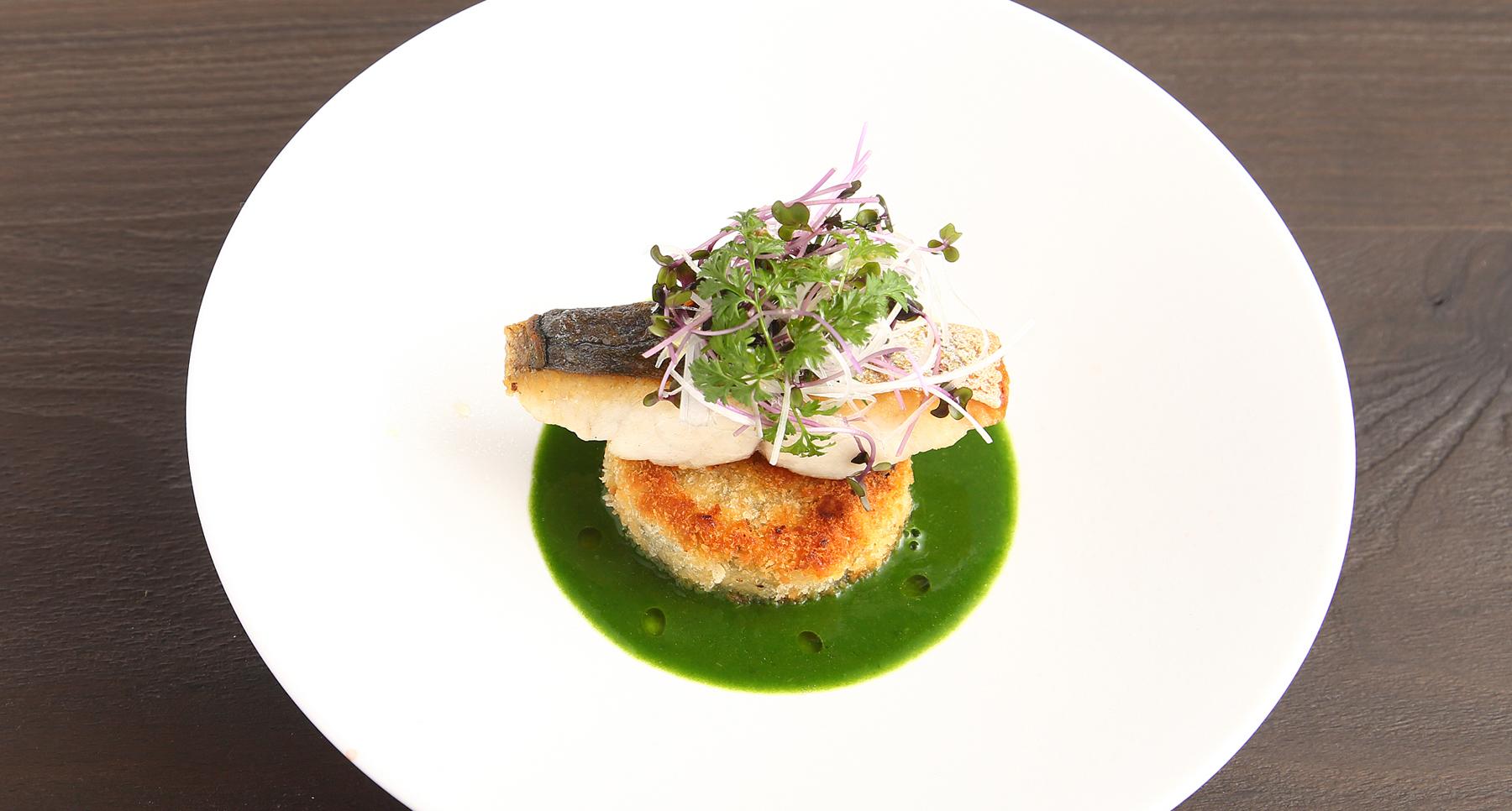 ビストリス 魚料理
